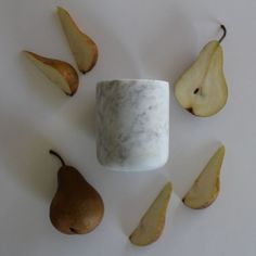 FRENCH PEAR WHITE