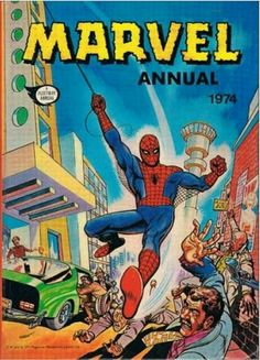 Marvel annual 1974