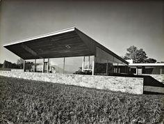 Mid-Century Modern Freak | 1946–1948 Robinson House | 236 Bulkley Street... Arch Marcel Breuer