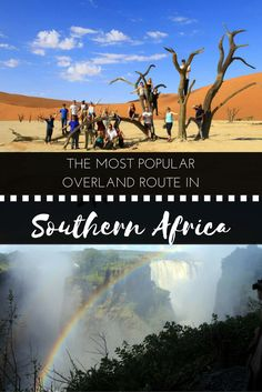 Guest writer and Ashanti Tours Manager Cal Heyburgh highlights some of the reasons that make this the most popular overland route in Southern Africa. And he's a got us craving a trip