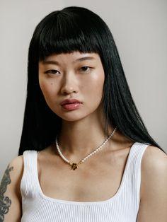 Sofia Pearl Necklace