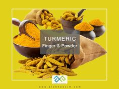 #AlobhaExim - A Leading Exporter and Manufacturer of #Turmeric Finger & Powder