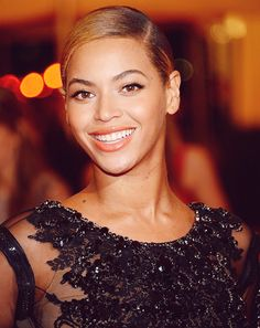 Beyonce, say what you want about her but she has always carried herself with class and dignity.