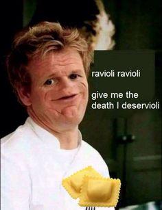 ravioli sosigoli | Sosig | Know Your Meme