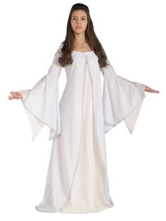 Arwen Theatre Costumes White Gown LOTR Lord of the Rings Movie Costumes Sizes: One Size Unknown,http://www.amazon.com/dp/B0069TB9SS/ref=cm_sw_r_pi_dp_M17-rb15TKJN1XT3