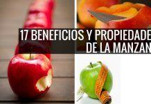 17 Propiedades y Beneficios de la Manzana