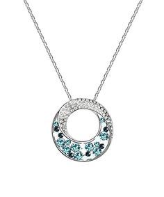 SaySure 18 inch 925 Sterling Silver Seeds Chain Necklace for women
