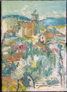 cezanne study..love this!!!!!    So within our budget!