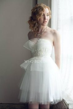 this is probably my favorite vintage wedding dress so far