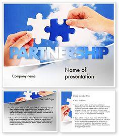 http://www.poweredtemplate.com/11386/0/index.html Partnership Solutions PowerPoint Template