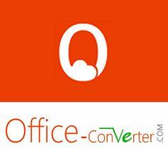 Office Converter, convertidor de archivos en línea más importante del mundo. Conversión de archivos Línea incluye numerosos…