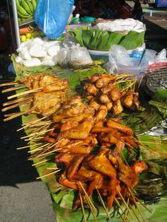 Bangkok Grilled & Skewered Chicken Parts