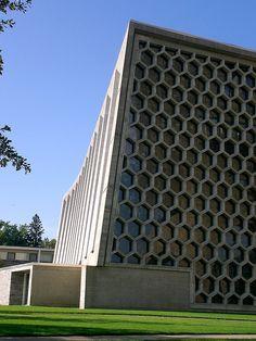 St. John's Abbey - Marcel Breuer - Collegeville, Minnesota