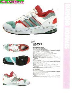 Adidas Zx 930 baskets