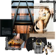 """Whispers on the street"" by n-kr ❤ liked on Polyvore"