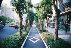 urban bike way