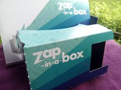 Zap-in-a-box Google Cardboard-like Virtual Reality Headset Viewer! - See more at: http://www.gadgetexplained.com/2016/06/zap-in-box-google-cardboard-like.html#sthash.WJGlH0g5.dpuf