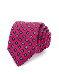 Ted Baker Small Neat Diamond Medallion Classic Tie
