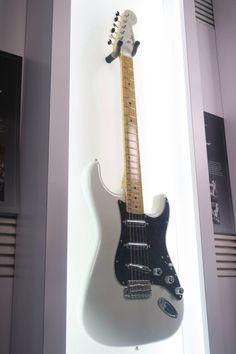 Fender Custom Shop Texas Special Strat by master builder Greg Fessler. Guitar Display, Fender Custom Shop, Bedroom Decor, Music Instruments, Texas, Twitter, Guitar, Musical Instruments, Dorms Decor