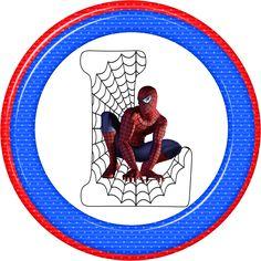 Oh my Alfabetos!: Alfabeto de Spiderman.