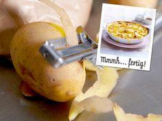 Kartoffelgratin - so gelingt der Auflaufklassiker! - kartoffelgratin-zutaten  Rezept