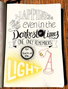 Harry Potter reference spoken first by Dumbledore (After JK Rowling) - therezepte sites Journal Quotes, Book Journal, Book Quotes, Art Quotes, Journals, Canvas Quotes, Journal Layout, Hand Lettering Quotes, Doodle Lettering