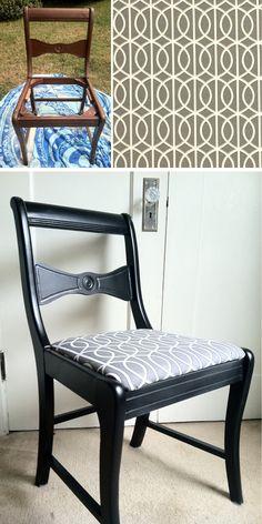 Des idées pour le relooking de vos chaises | BricoBistro