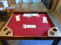 Custom Game Table - Imgur