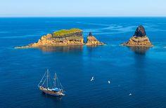 Columbretes, el secreto mejor guardado del Mediterráneo #viajes