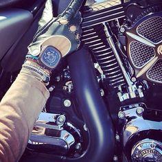 Sevenfriday & Harley Davidson