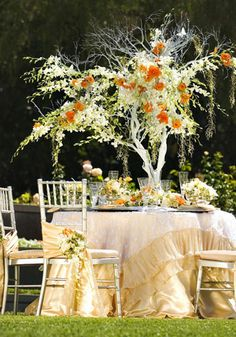 Oh One Fine Day: Bridal Shower Inspiration Wedding Linens, Wedding Chairs, Wedding Table, Wedding Blog, Wedding Events, Wedding Reception, Weddings, Wedding Ceremonies, Reception Table