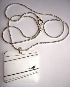 Shrink necklace...design your own personalized jewelry