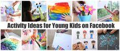 Kids Activity Ideas On Fb