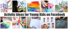 Kids Activity Ideas On Fb