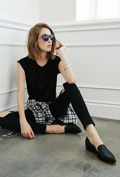 Tendance Chaussures 2018 : Description Cool and Classy Casual Styles with Loafers Casual Styles, Style Casual, Classy Casual, Casual Outfits, Casual Fall, Smart Casual, Black Loafers Outfit, Outfit Jeans, Street Look
