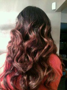 Fantastic Sams hair salon Mansfield Texas TIGI copyright colour by Breann Garcia