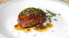 Chilli and Pepper buttered Fillet Steak