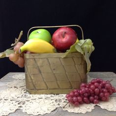 Lots of new items added this week to add a pop to your vintage decor