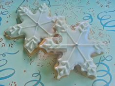 Snowflakes | Cookie Connection