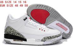 http://www.nbajordan.com/nike-air-jordan-3-big-size-shoes-202.html NIKE AIR JORDAN 3 BIG SIZE SHOES 202 Only $73.00 , Free Shipping!