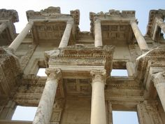 Library of Celsus - Ephesus, Turkey - Photo