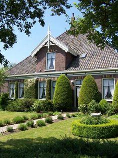 Stolpboerderij, Assendelft, The Netherlands