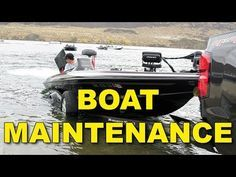 The more you do to maintain your rig, the longer it will last. Here's how to keep your boat in top shape. Funny Fishing Shirts, Fishing Humor, Boat Organization, Boat Trailer, Bass Boat, Fishing Supplies, Boat Stuff, Deep Sea Fishing, Boat Rental