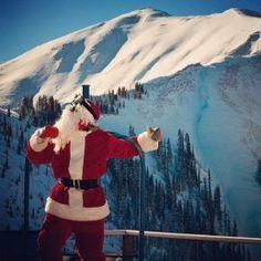 Santa loves Aspen Highlands.  So will you!