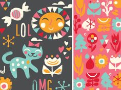 Kiddo Patterns by Eight Hour Day