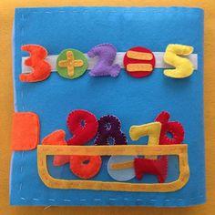 Papatya bez kitap #kumaşkitap #keçekitap #bebekoyunkitabı #bezkitap…