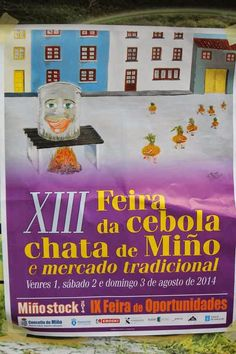 Playa de Miño: XIII feira da cebola