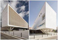 a spots': architecture