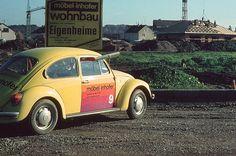 http://www.formfreu.de/2009/11/23/papas-dienstauto/ Volkswagen Möbel-Inhofer
