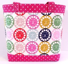 Sew South Tote Bag Free Sewing Pattern